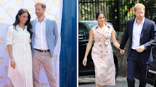 Meghan Markle's South Africa tour wardrobe was surprisingly affordable