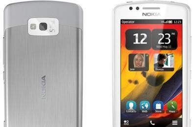Nokia 700 'Zeta' gets classy, dresses in white for leaked press shots