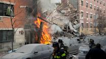 New Clues Point to Gas Leak Possibly Causing 7-Alarm Fire in New York City