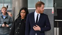 Meghan and Harry pay tribute to Christchurch terror attack victims with unannounced visit to New Zealand House