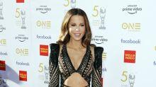 Kate Beckinsale y su vestido de tiras de $17 mil