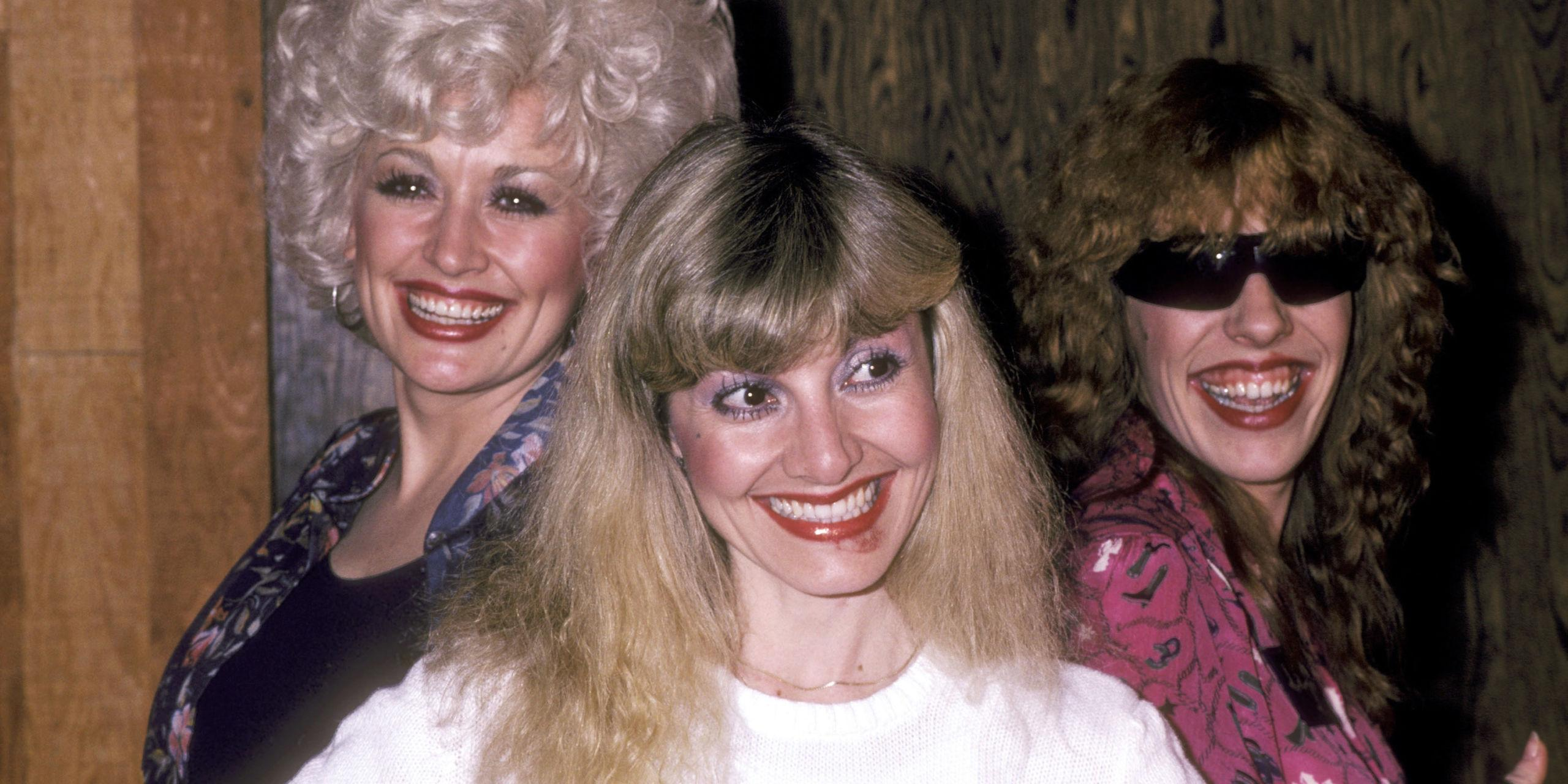 Dolly Parton And Her Younger Sister Basically Look Like