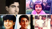 SRK, Big B, Alia: Watch Childhood Photos of Your Favourite Celebs