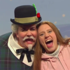 'Saturday Night Live' Navigates The Politics Of Christmas Dinner With Help From Kate McKinnon's Greta Thunberg