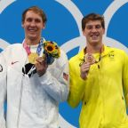 Athletes must wear masks at Games apart from podium moment