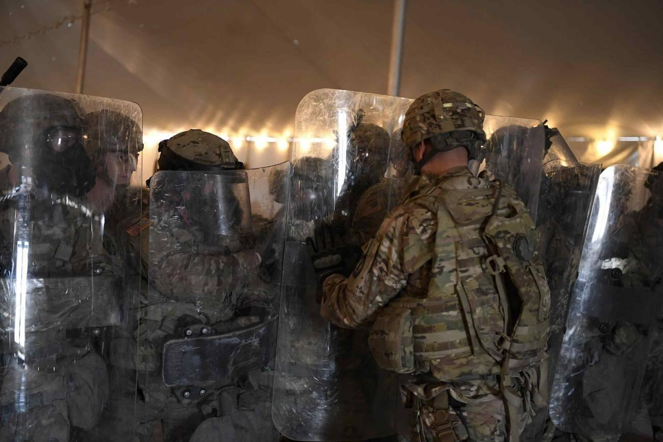 Pentagon Orders Active-Duty Military Police Unit to DC Region Amid Protests