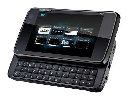 Nokia N900 running Maemo 5 officially €500 in October (update: Video!)