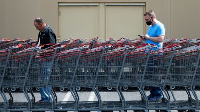 'Substantial' decline in consumer outlook: NY Fed