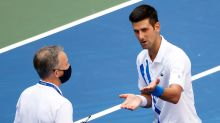 'Face up to it': Novak Djokovic slammed over US Open response