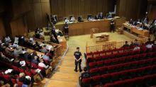 Grèce: le chef du parti néonazi Aube dorée condamné à 13 ans de prison ferme