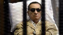 Hosni Mubarak: Ein verblasster Machthaber