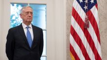 US defense chief Mattis says he is on Trump's 'team'
