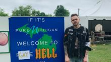 Man buys U.S. town, renames it 'Gay Hell' to protest Trump's ban on pride flags