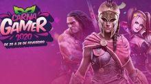 CarnaGamer 2020 | Nuuvem disponibiliza mais de mil jogos com 90% de desconto