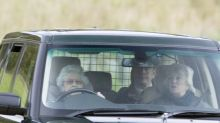 The Royal Family Is in Balmoral for Prince George's First Grouse Shoot