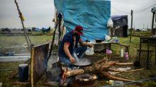 Dramática tomada de terras na Argentina no pior momento da pandemia