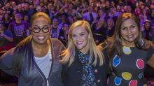 'Everybody wants to be seen': Reese Witherspoon and Mindy Kaling on 'Wrinkle' co-star Oprah's best wisdom