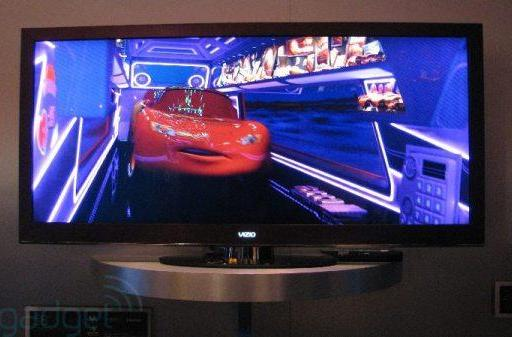 VIZIO CES concept designs show a future of ultrawidescreen, ultrathin & wireless HDTVs