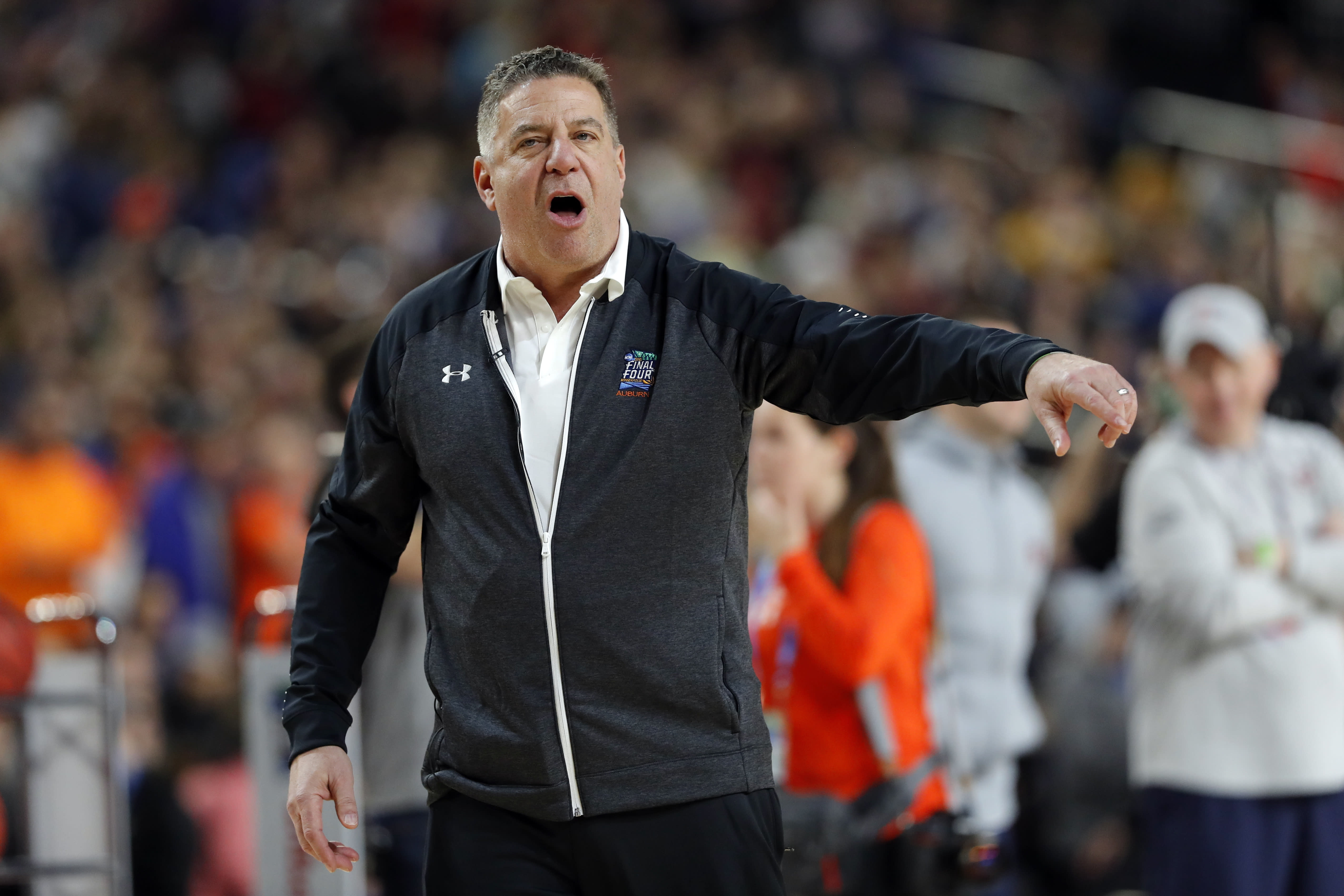 Virginia And Auburn Match Contrasting Styles In Final Four