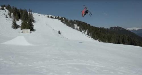 Ski - Top To Bottom : un plan séquence à pleine vitesse aux 7 Laux avec Tom Granier