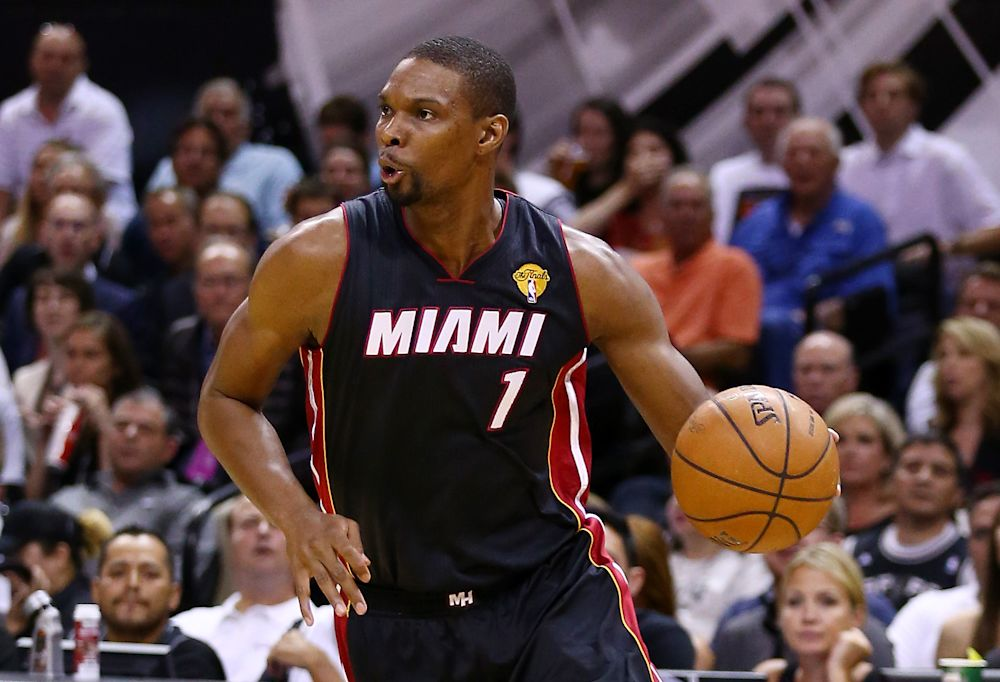AP Sources: Bosh agrees to max deal with Heat