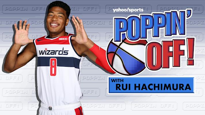 Poppin' Off with Rui Hachimura