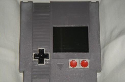 Handheld NES ... in an NES cartridge