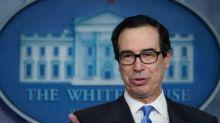 """USA verkünden """"Pause"""" in Verhandlungen über Besteuerung großer Tech-Konzerne"""