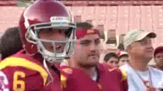 Cody Kessler Disappointed At Trojans Season