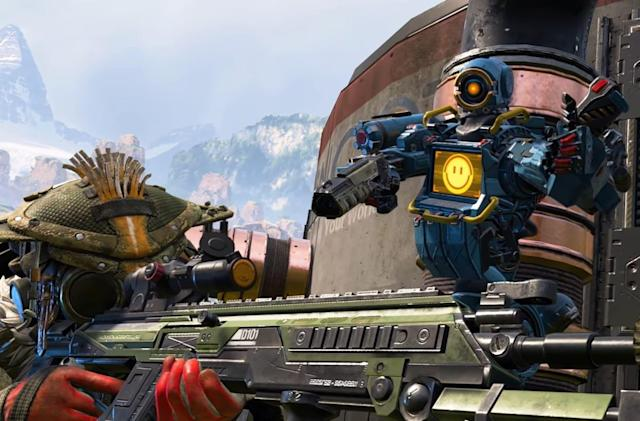 EA's 'Apex Legends' already topped 10 million players