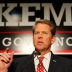 Georgia Gov. Brian Kemp apparently just found out coronavirus can transmit asymptomatically