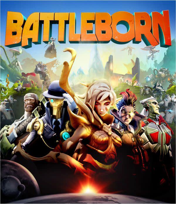 Battleborn' trailer reveals 'Borderlands' team's latest