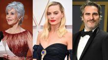 Jane Fonda, Margot Robbie, Joaquin Phoenix and more send powerful message with Oscars looks