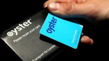 Ci sono 66 miloni di Oyster card dormienti, pari a 465 milioni di euro