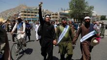 Afghans 'tired of war', say exhausted peace marchers in Kabul