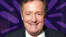 Piers Morgan Is Lambasting Kim Kardashian's Body Once Again