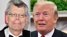 'Case F**king Closed': Stephen King Sums Up Impeachment Evidence Against Trump