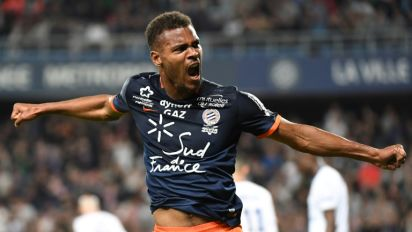 Huddersfield set to sign Mounie from Montpellier
