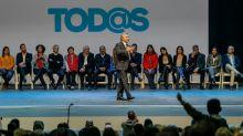 """""""El plebiscito de Alberto"""". El Gobierno trabaja en una campaña atravesada por el coronavirus y los problemas económicos"""