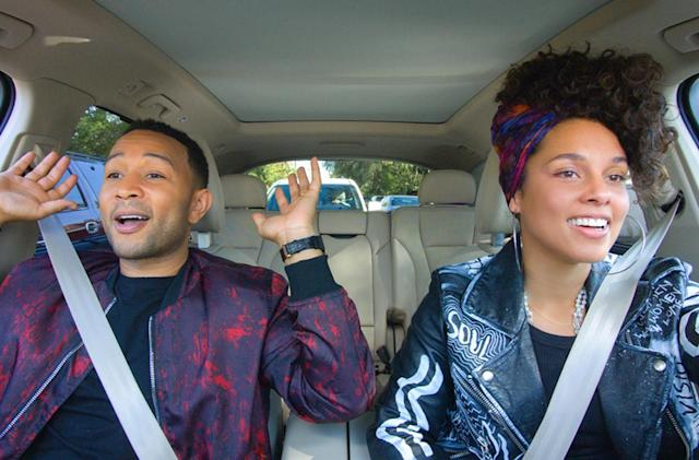 Apple renews 'Carpool Karaoke' for second season