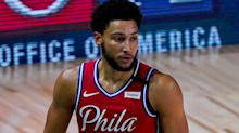 Ben Simmons: Knee injury rules Philadelphia 76ers All-Star out indefinitely