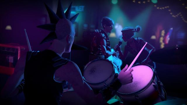 'Rock Band VR' is coming from Oculus and Harmonix in 2016