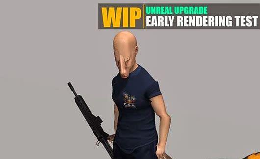 APB: Reloaded team details Unreal Engine upgrade