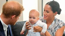 Prince Harry's beloved childhood nanny is baby son Archie's secret godmother