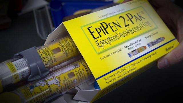 Mylan CEO Defends EpiPen Pricing at Congressional Hearing