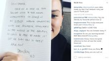 Daisy Ridley Responds To Star Wars Fan Invite With Hilarious Letter