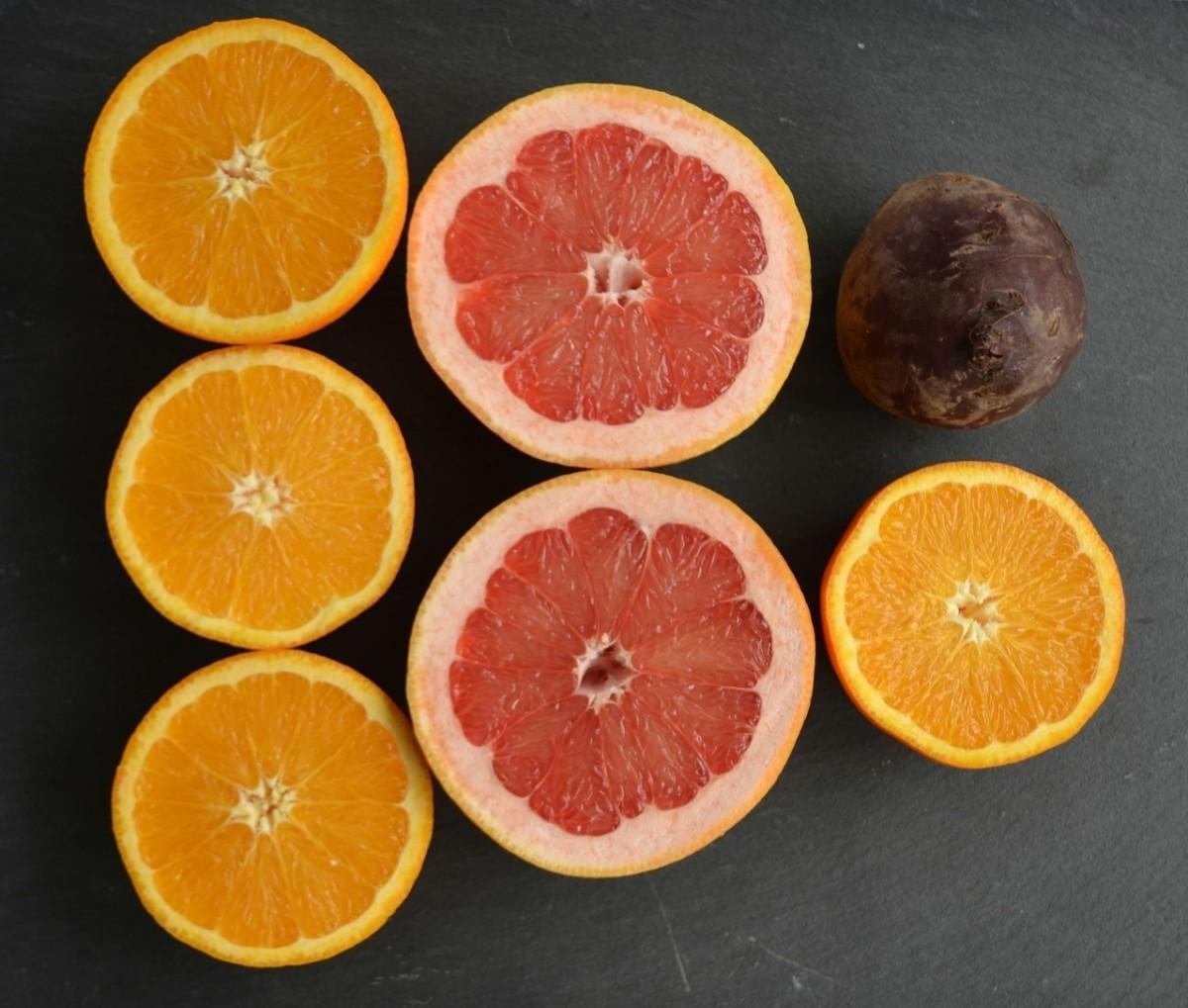 What is the grapefruit oral sex technique