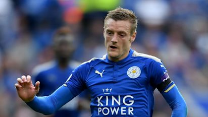 Vardy fitness boost for Leicester ahead of Blades cup tie