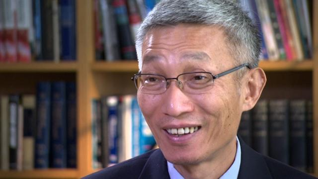 Scholar on new leadership in China
