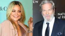 Kate Hudson Joins List of Celebs Crushing on Jeff Bridges